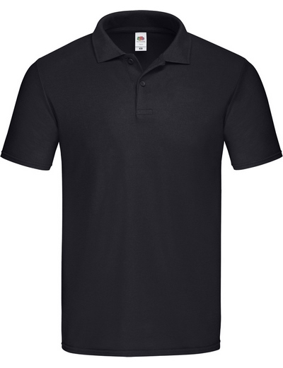 F66•ORIGINAL POLO, 2XL,  out-black (03)